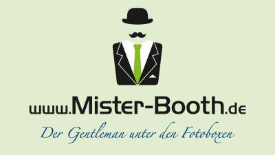Mister Booth - der Gentleman unter den Fotoboxen